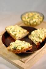 Czas na śniadanie! #12 - Pasta z wędzonej makreli