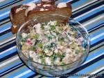 Wiosenna pasta z makreli