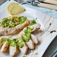 Kurczak z estragonową salsą verdę według Nigelli Lawson