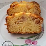 Szybkie ciasto z jabłkami II