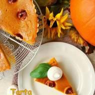 Tarta dyniowa z bezami ( Pumpkin Pie )