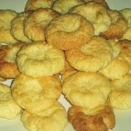 Ciasteczka ryżowe z kokosem
