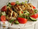 Pierś z kurczaka grillowana pikantna