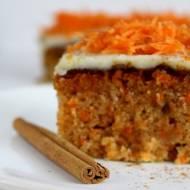 Ciasto marchewkowe dla gości i nie tylko