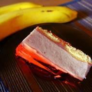 Bananowiec, ciasto bananowe (bez masła) - ok. 122 kcal /100 g - dla dzieci