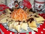 Naleśniki z czekoladowym twarożkiem - Blogowe Mikołajki 2014