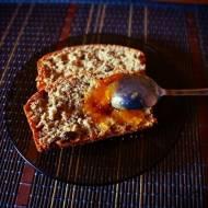 Ciasto otrębowe, pełnoziarniste - na drugie śniadanie (ok. 310 kcal /100g)
