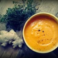 Zupa krem marchewkowa-lova