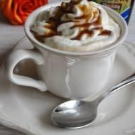 Kawa z syropem trzcinowym