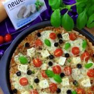 Zdrowa pizza z Newellą
