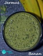 Zdrowy koktajl na dobry dzień - zielony koktajl z jarmużem