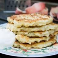 Placki z jablkami. / Apple pancakes.