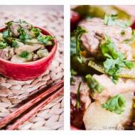 Curry z polędwiczką
