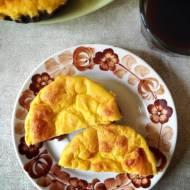 Podwójnie dyniowe muffinki sernikowe