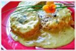 Schab ze śliwką w sosie curry.