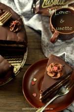 Walentynkowy torcik z Lusette