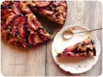 Ciasto biszkoptowe z jablkami i jagodami czyli poWeekendowe Lakocie odc.63