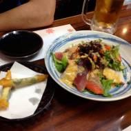 Śladami Murakamiego, czyli słów kilka o jedzeniu w Japonii