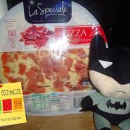 Pizza z Serrano
