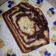 Zebra - smaczne i szybkie ciasto.