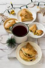 Szybkie pierożki z ciasta francuskiego i KONKURS z Bonduelle