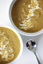 Zupa brokułowa na chłodne dni