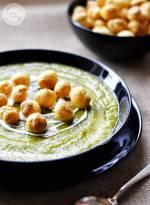 Zupa krem z brokułów