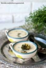 Zupa serowa z brokulami