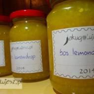 Sos lemon drop (aji limo) [PRZEPIS]