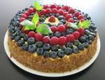 Wegański TORT Z KREMEM w kilku wersjach + mały poradnik JAK W OGÓLE ZROBIĆ TORT + tzw. biszkopt Matki Weganki + bezglutenowy TOR