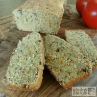 Chleb z ciecierzycy (bez glutenu, mleka i jajek)