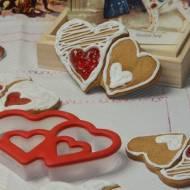 Migdałowo - cynamonowe ciasteczka