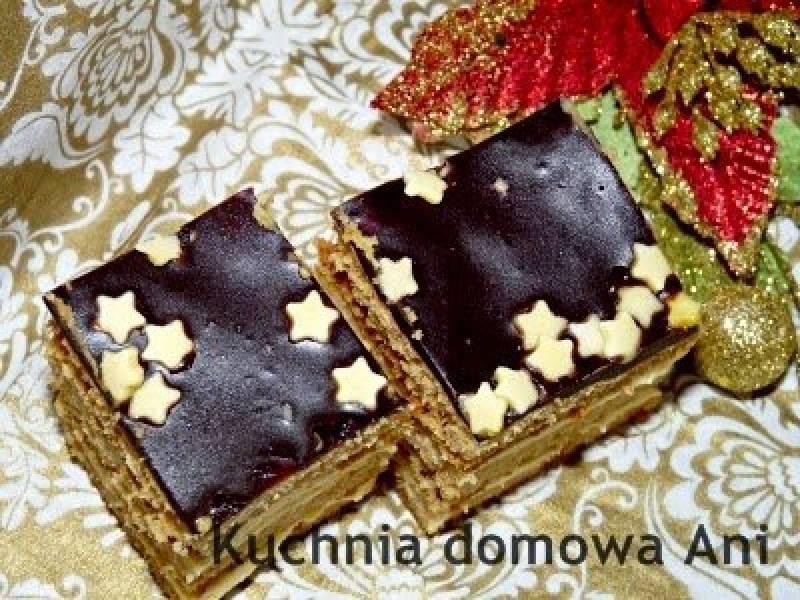 Polewa kakaowa z żelatyną