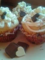 Babeczki – Muffiny z kremem mascarpone