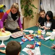 Warsztaty w placówce opiekuńczo-wychowawczej
