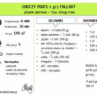 CHEEZY POOFS – FALLOUT 2 – ptysie serowe Gougères