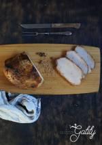 Pieczona biodrówka na kanapki