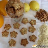 Migdałowe ciasteczka korzenne