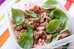 Włoska sałatka z tuńczykiem! FIT LUNCH BOX!