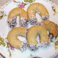 Orzechowe ciasteczka na święta