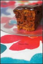Ciasto marchewkowe z orzechami włoskimi