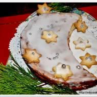Serowy świąteczny półksiężyc