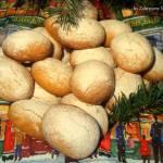 Polvorones, czyli ciasteczka z migdałami