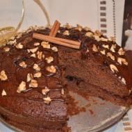 Piernikowe ciasto p. Małgorzaty – danie konkursowe