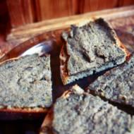 Pasztet wegetariański z pieczarek (ok. 135 kcal / 100g)