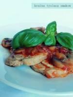 Schab z sosem pomidorowo-ziołowym według Pascala, czyli gotuję z Lidlem