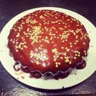 Czekoladowe ciasto korzenne