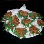 Mini tortille - przekąska na imprezę