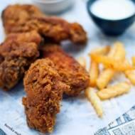 Skrzydelka hot wings a'la KFC