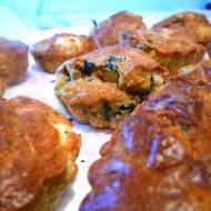 Muffiny z cukinią, fetą i szynką!